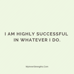 %name Affirmations for business owners 8 | My Inner Strengths