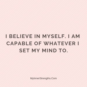%name Affirmations for career change 22 | My Inner Strengths