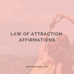 %name Law of Attraction Affirmations | My Inner Strength