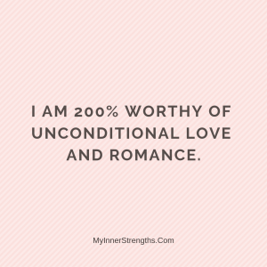 %name Love Affirmations 27 | My Inner Strengths