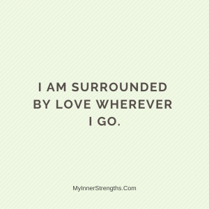 %name Love Affirmations 7 | My Inner Strengths