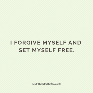 %name Forgiveness Affirmations 8 | My Inner Strengths