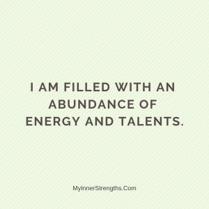 %name I am worthy Affirmations | My Inner Strengths7