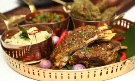 A delicious way with Australian Lamb Ribs by Chef Hisham