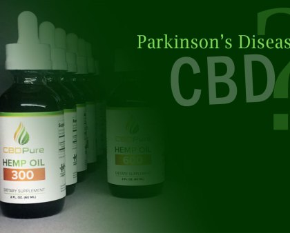 A NEW STUDY CERTIFIES THAT CBD HELPS IN THE TREATMENT OF PARKINSON'S