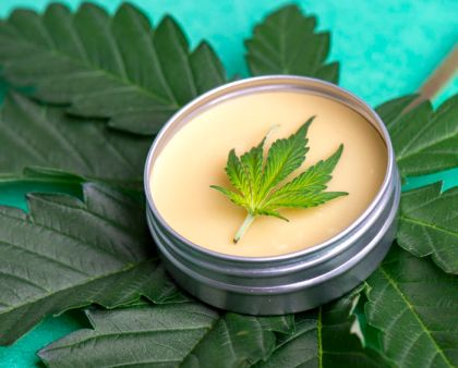 CBD Based Cosmetics