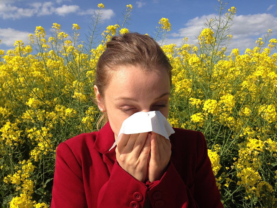 Can CBD Help With Allergies And Hay Fever?