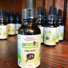 Max - a 1500mg CBD Oil