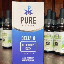 Minneapolis Delta-8 Vape - Blueberry Kush