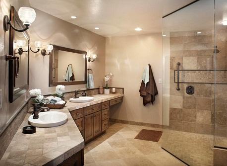 Profilpas un nuovo sistema per concepire larea doccia