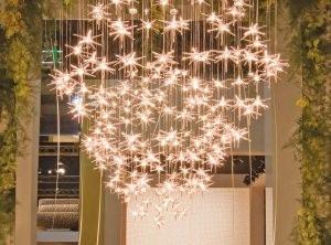 Stelle moderne a Natale e tutto lanno  Architettura e