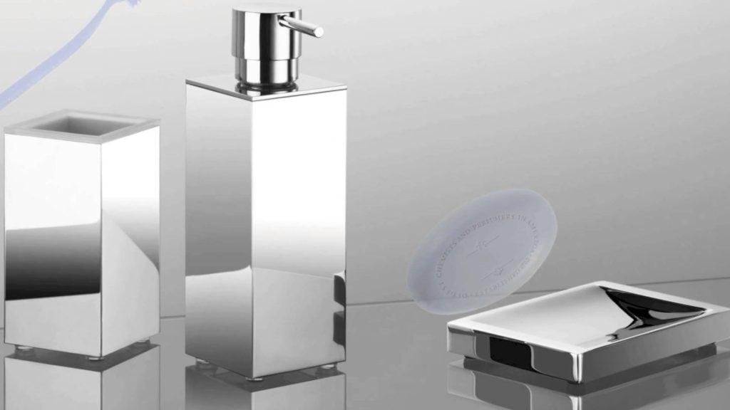 Progettare un bagno di design grazie alluso di accessori