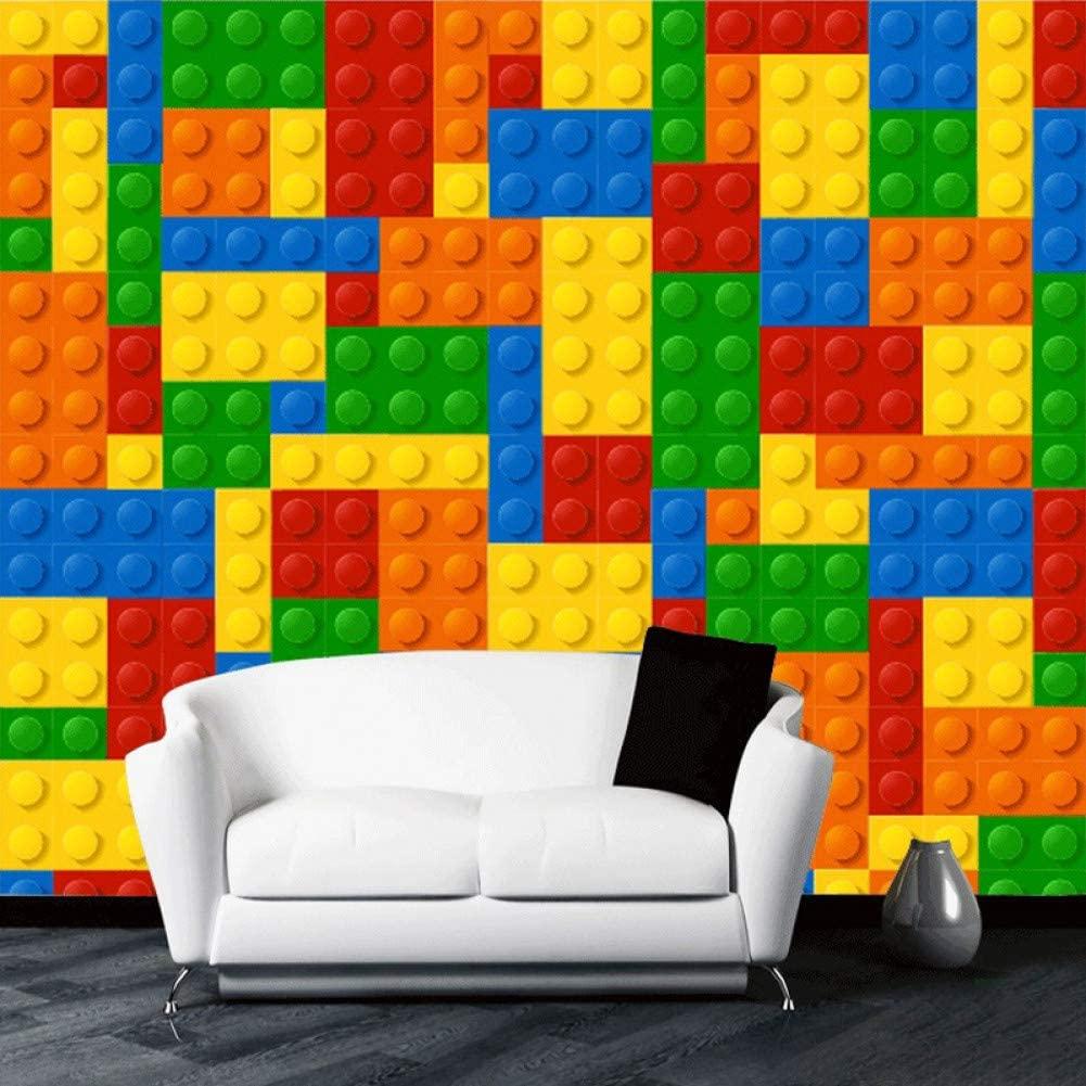 Arreda la tua casa con le nuove collezioni di carta e lavabile. Amazon Gudojk Casa Murale Formato 3d Murales Carta Da Parati Per Lego Stanza Dei Mattoni Camera Da Letto Per Bambini Negozio Di Giocattoli Non Tessuto Carta Da Parati Murale Decorazione100x150cm Architettura E Design A Roma