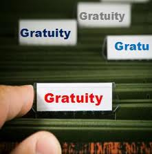 What is gratuity and how it is calculated