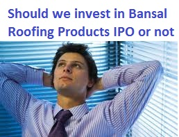 Bansal Roofing Products SME IPO