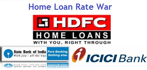 Home Loan Rate war-Why banks reducing home loan rates