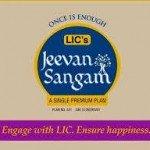 LIC Plans in 2015-Jeevan Sangam