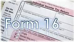 What is Form-16