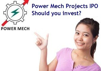 Power Mech Projects IPO-Should you invest or not