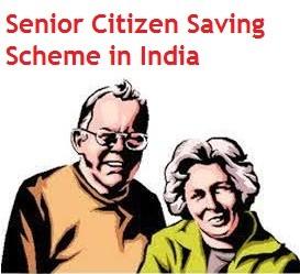 Senior Citizen Saving Scheme (SCSS) in India