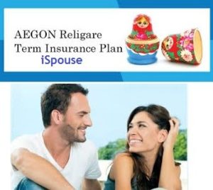 Aegon Religare iSpouse Joint Life Insurance plan