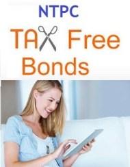 NTPC Tax Free Bonds September-2015
