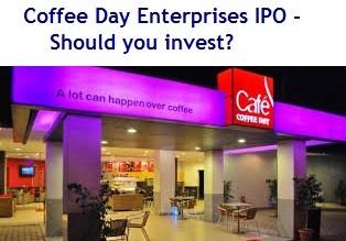 Coffee Day Enterprises IPO