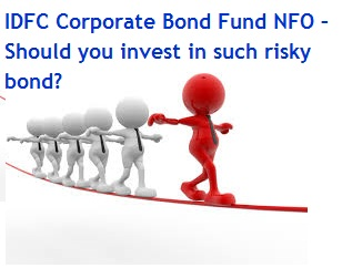 IDFC Corporate Bond Fund NFO
