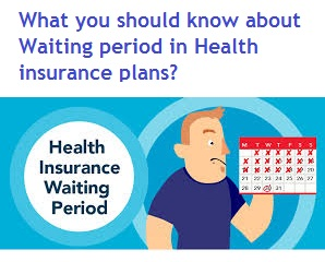 Waiting period in Health insurance plans