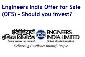 Engineers India OFS Jan 2016