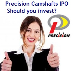 Precision camshafts ltd ipo