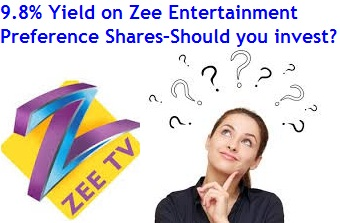 Zee entertainment preference shares - 2022 - Should you invest