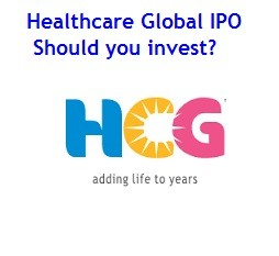 Healthcare Global IPO Review