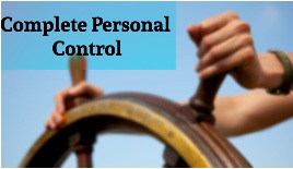 complete personal control