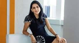 Ashni Biyani daughter of kishore biyani-Billionaire daughters in India