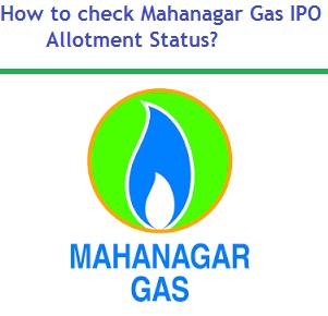 How to check Mahanagar Gas IPO Allotment Status online