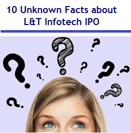 Unknown Facts about L&T Infotech IPO