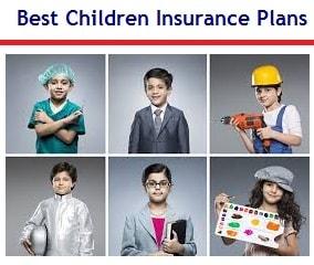 Best Children Insurance Plans in India