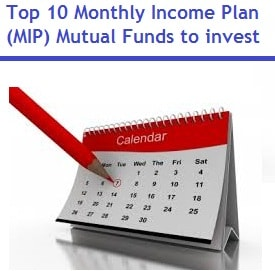Top 10 Monthly Income Plan (MIP) Mutual Funds to invest