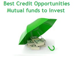 Best Credit Opportunities Mutual funds to invest in 2017