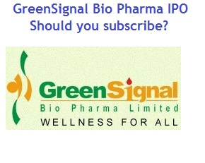 GreenSignal Bio Pharma IPO Review