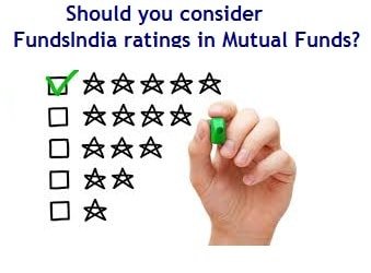 Should you consider Fundsindia ratings in mutual funds