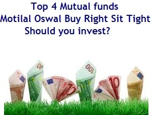 Top 4 Mutual funds from Motilal Oswal - Buy Right Sit Tight - Should you invest-min