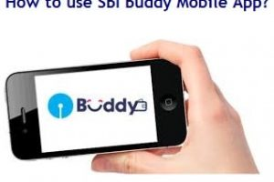 How to use SBI Buddy Mobile App?