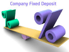 company fixed deposit schemes-Short Term Investment Options in 2017
