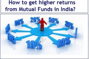 How to get higher returns from Mutual Funds in India?