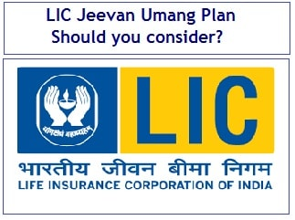 LIC Jeevan Umang Insurance Plan Review