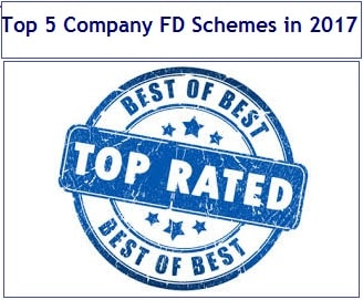 Top 5 Company FD Schemes to invest in 2017-min