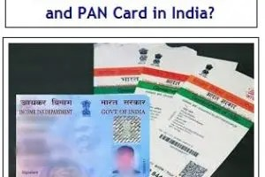 How to link Aadhaar Card and PAN Card in India