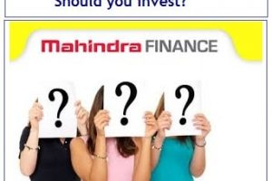 8% Mahindra Finance July 2017 NCD – Should you invest?